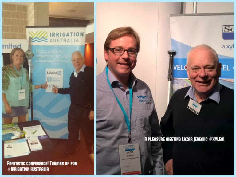 Irrigation Conference 2015 - Agribusiness Recruiting - Agricultural Appointments