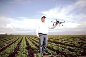 The future of farming is now... -