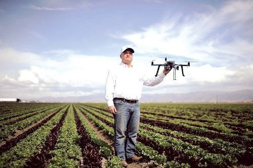 Drone in agriculture - Agribusiness Recruiting - Agricultural Appointments