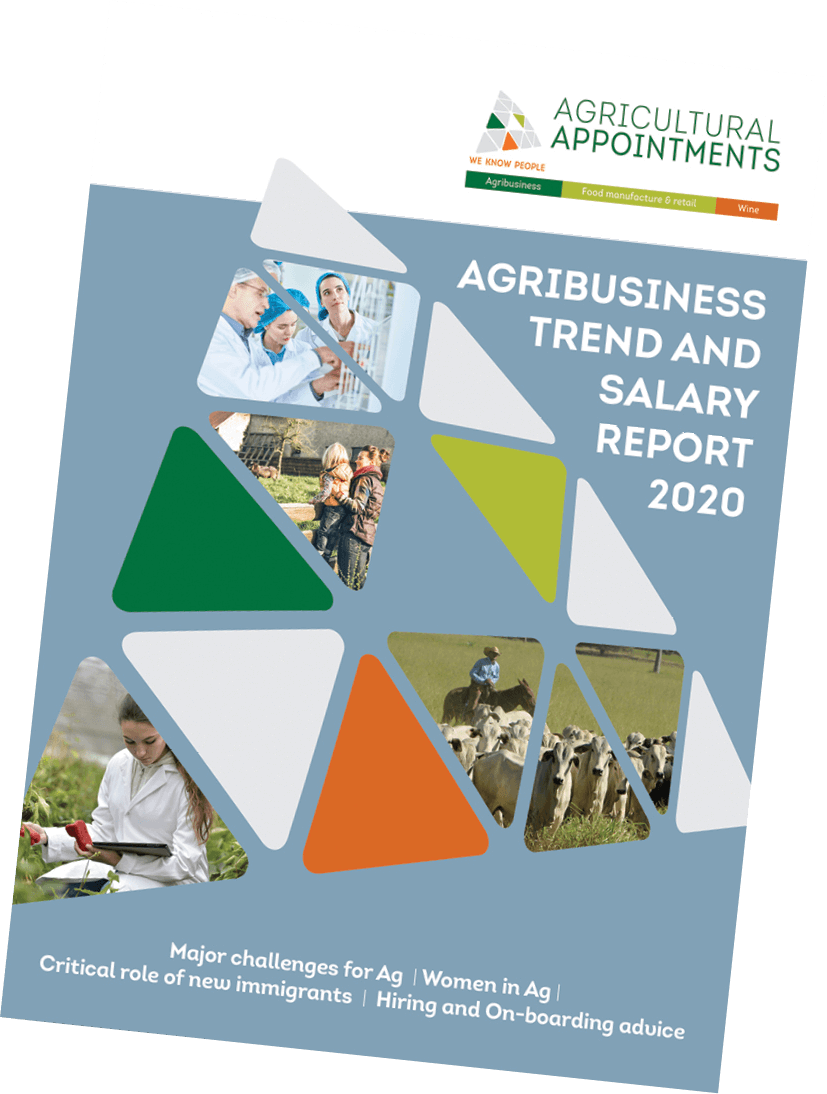 Agribusiness 2020 trend book - Agribusiness Recruiting - Agricultural Appointments