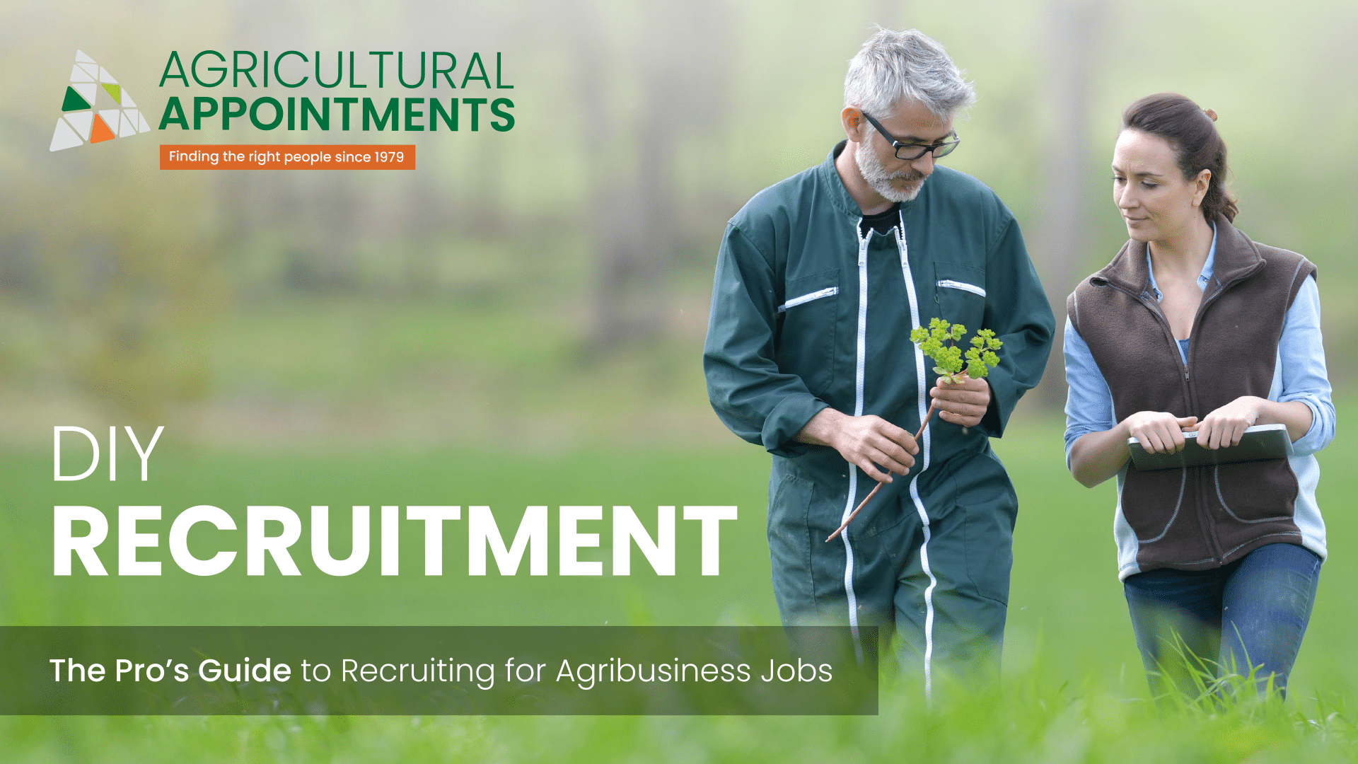 DIY Recruitment Guide (e-copy) - Agribusiness Recruiting - Agricultural Appointments